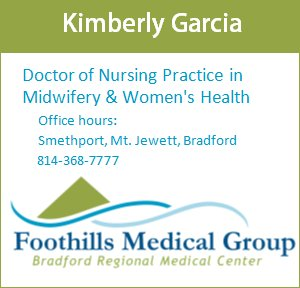 Kimberly Garcia - Doctor of Nursing Practice in Midwifery & Women's Health
