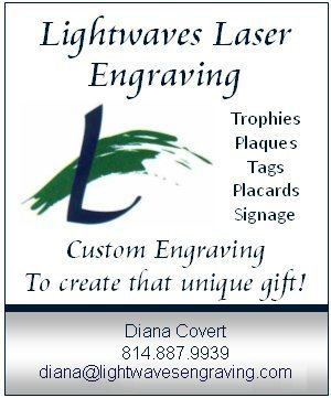 Lightwaves Laser Engraving