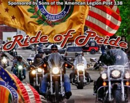 Popularity of 'Ride of Pride' Continues