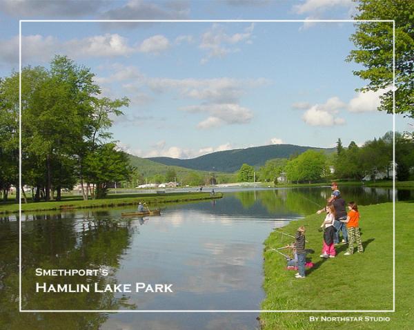 Hamlin Lake Park
