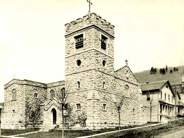 St. Luke's Episcopal Church, Smethport, PA